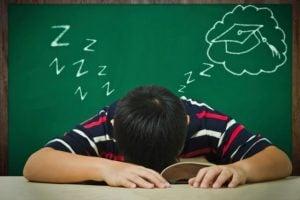 ders çalışırken gelen uyku